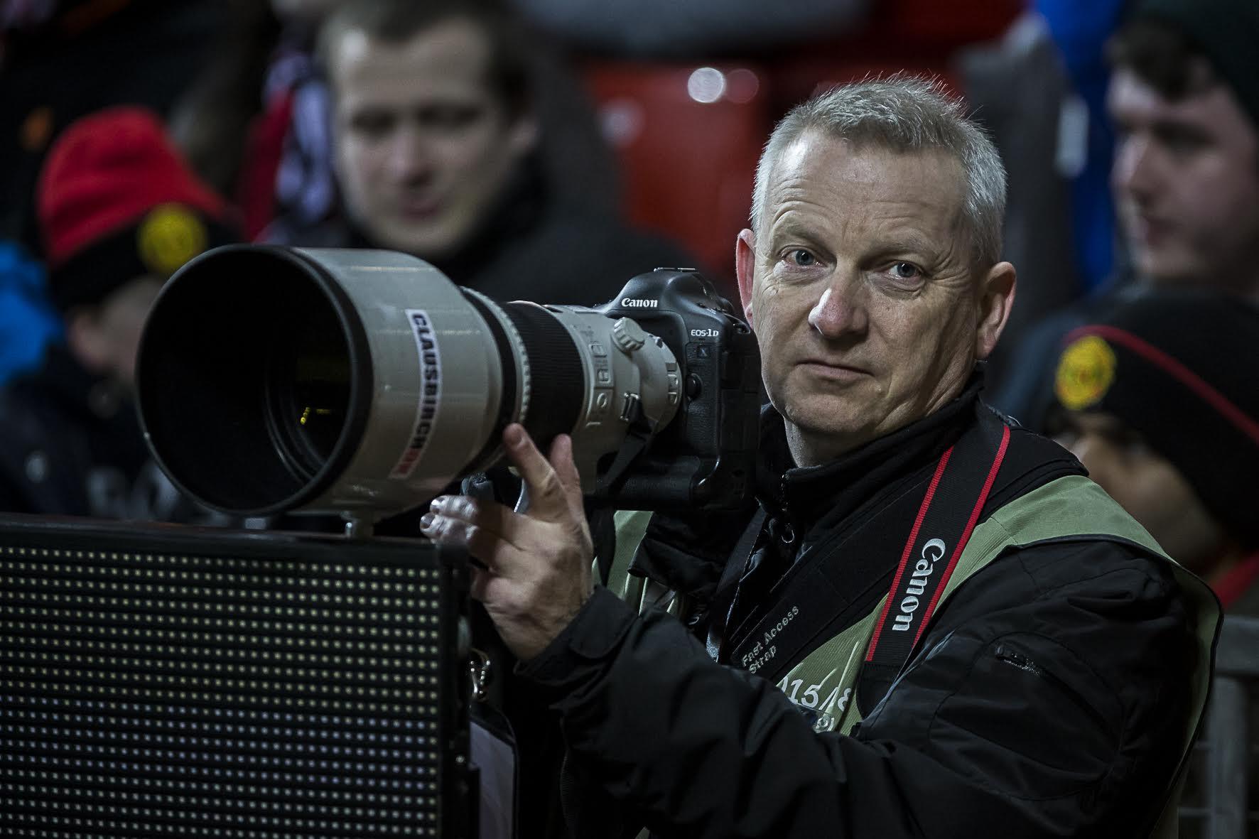 Sportsfotograf Claus Birch